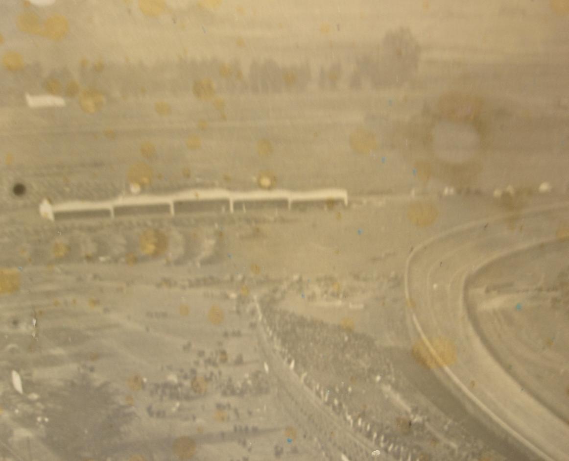 San Carlos Airport hangar 1921-22